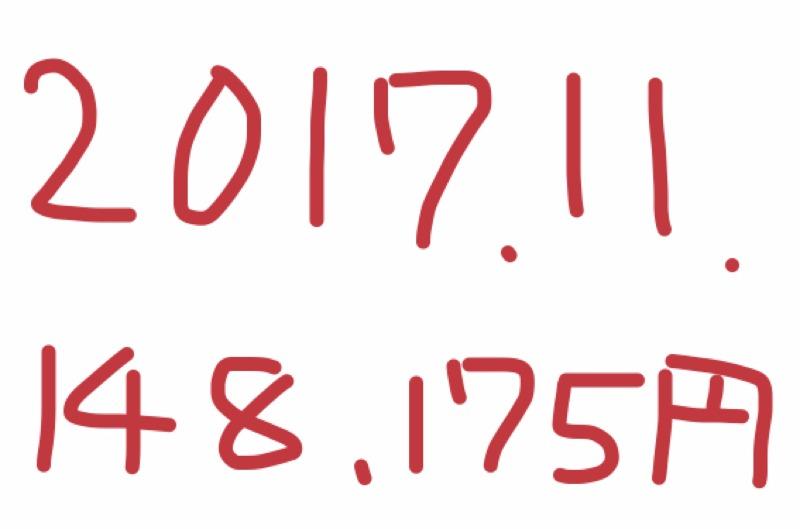 2017年11月のアフィリエイト報酬は「148,175円」伸びるアドセンス♪