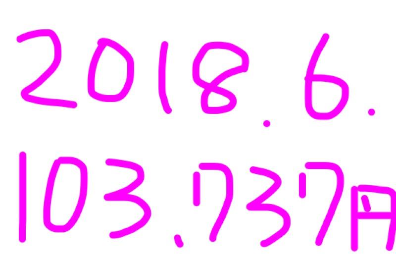 2018年6月のアフィリエイト報酬は「103,737円」アドセンス1万円UP♪