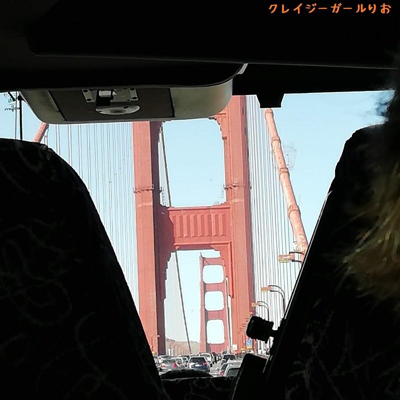 初海外旅行アメリカ行ってきた2019サンフランシスコ夢経験緊張不安23